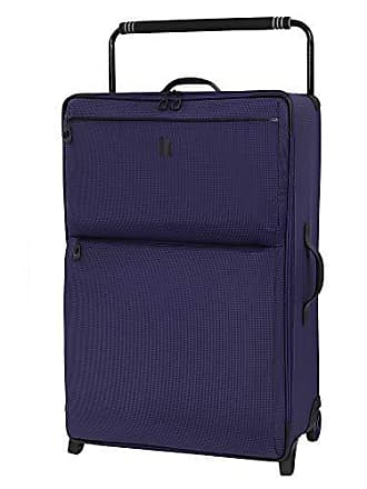 IT Luggage IT Luggage 32.7 Worlds Lightest Los Angeles 2 Wheel, Queen Purple