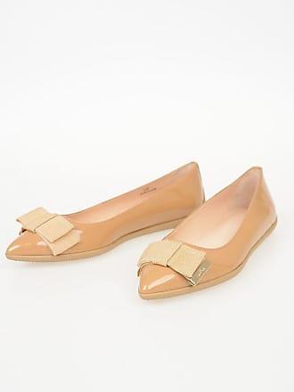 40977db3817 Hogan Patent Leather H287 Ballet Flats size 37