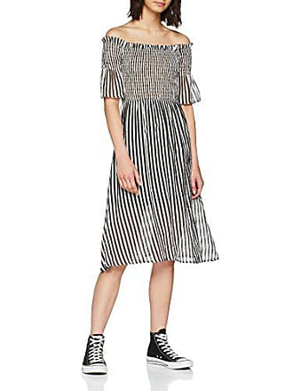 a40a4ea954afbf New Look Dames jurk Print Bardot MIDI - 36