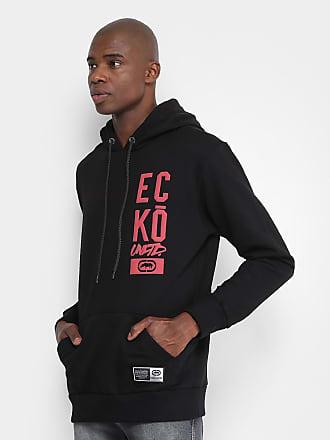 daca9b6c38f Ecko Moletom Ecko Still Free Capuz Bolso Canguru Masculino - Masculino