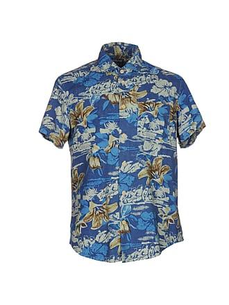 Hemden mit Blumen-Muster Online Shop − Bis zu bis zu −58%   Stylight c5eee221d2