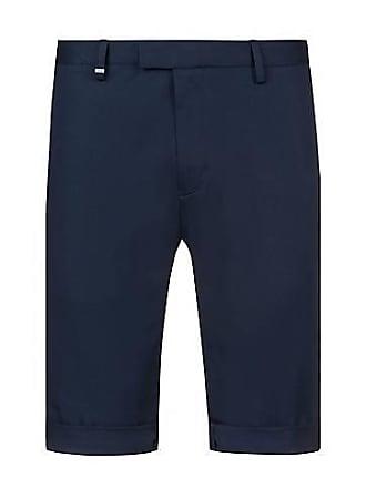 64079a498f41 HUGO BOSS Short Slim Fit en coton stretch à détails contrastants99.95