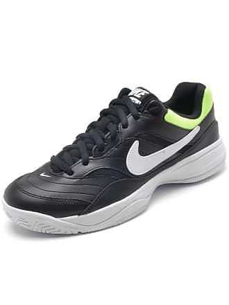 Nike Tênis Nike Court Lite Preto/Vede