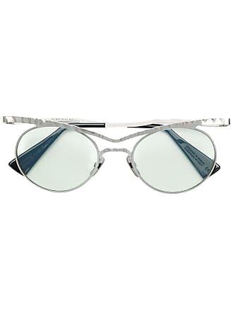 Kuboraum Óculos de sol redondo - Metálico