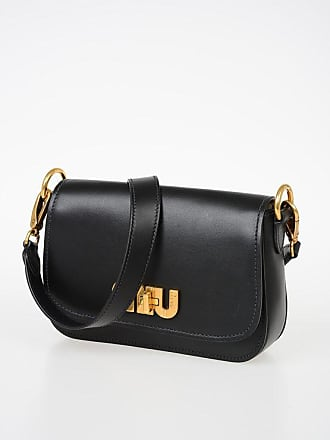 Miu Miu Leather PATTINA Shoulder Bag size Unica