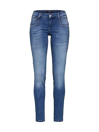 5acf30ab173c5 Fritzi Aus Preußen Jeans Indiana Glitter Studs blue denim