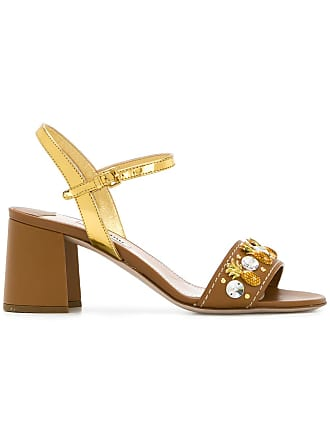 d02fd115f791 Miu Miu® Heeled Sandals  Must-Haves on Sale up to −55%