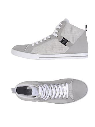 new products f0a5d 10a0d Emporio Armani CALZATURE - Sneakers   Tennis shoes alte