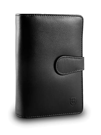 da40c468704a dv Grand portefeuille pour femme en cuir avec de nombreuses poches er 2  porte-monnaie