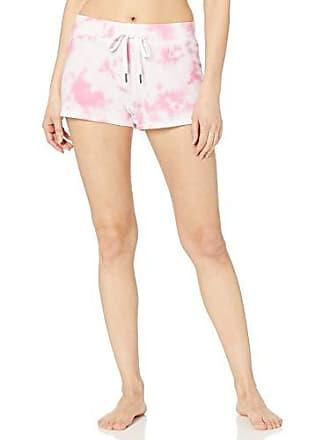 PJ Salvage Womens Hasta Manana Shorts, Azalea, S