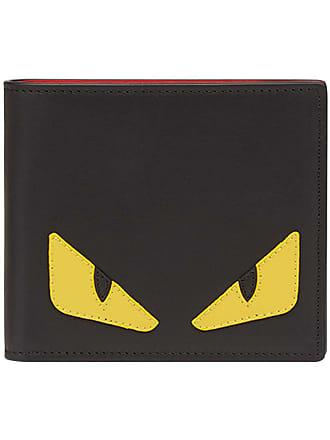 9849093267 Fendi Portafoglio bi-fold - Di Colore Nero