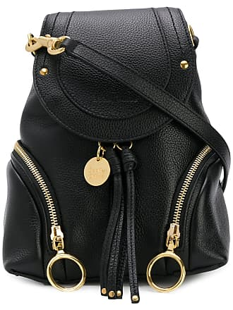 See By Chloé Small Olga backpack - Black