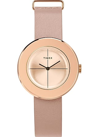 Timex Watch Womens Variety 34MM Leather Strap Rose Gold-Tone/other/rose Gold-Tone Item Tw2T92900Vq