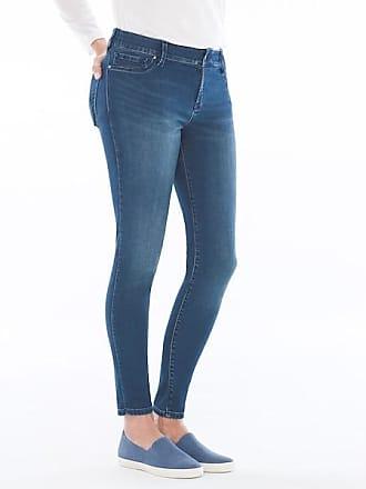 Soma Style Essentials Slimming 5 Pocket Jeans Indigo, Size XL