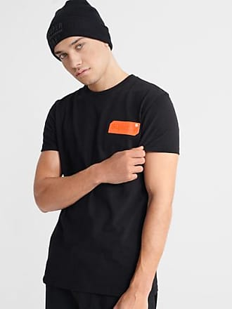 Superdry T-shirt con logo Core black out