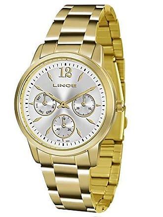 Lince Relógio Lince Dourado Analógico Lmgj069l S2kx - Cor(dourado) Tamanho(unico)