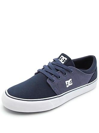 d06b3cbc7aeba DC Tênis DC Shoes S Trase Tx Azul-Marinho