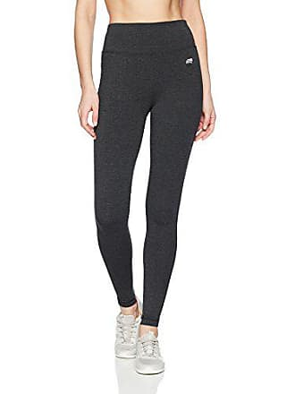 3622e876e525a Marika Womens Camille Tummy Control Leggings, Heathered Charcoal, X-Small