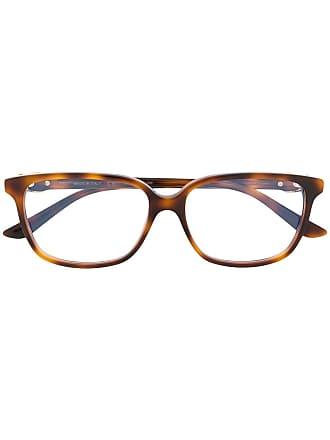 Cartier Armação de óculos C Décor - Marrom