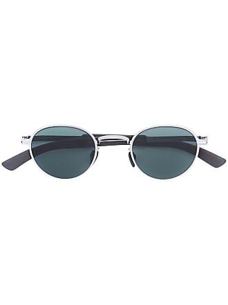 a98de9096e Mykita Mylon Hybrid Quince sunglasses - Silver Storm Grey