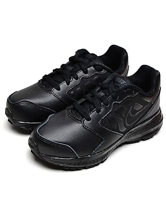 Nike Tênis Nike Downshifter 6 LTR (GS/PS) Preto