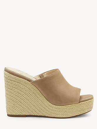 99efdc24399 Jessica Simpson Womens Sirella Espadrille Wedges Fawny Size 10 Suede From  Sole Society