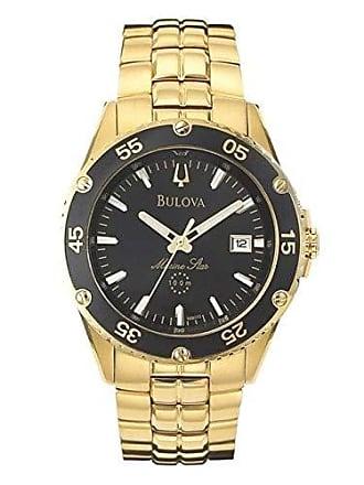 Bulova Relógio Masculino Bulova Analógico Wb30757u - Dourado