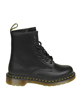 Dr. Martens 1460 Smooth black ankle boots