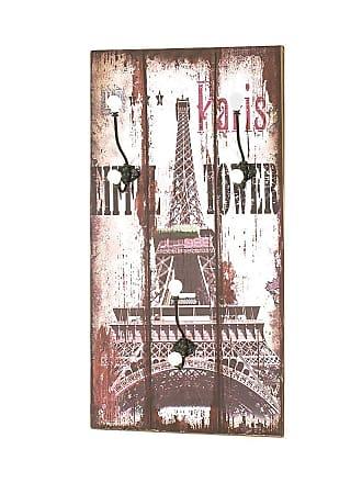 Home Design Appendiabiti da parete Jean-Luc Vintage, Home Design