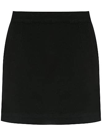 À La Garçonne high waisted skirt - Black
