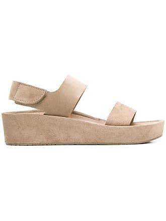 1b5e11915b4 Pedro Garcia Lacey platform sandals - Neutrals