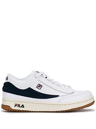 Fila T1 platform sneakers - White