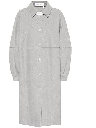 See By Chloé Wool-blend coat