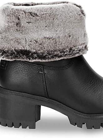 Panama Jack Women Boots PIOLA B23 NAPA Grass Negro Size 39