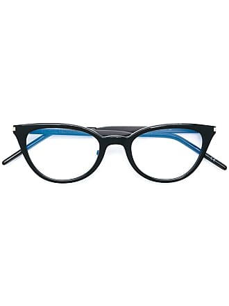 Saint Laurent Eyewear 264 round eyeglasses - Black
