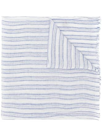 Eleventy multi-stripe scarf - Azul