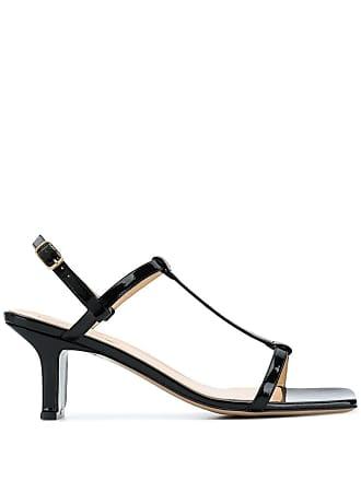 Fabio Rusconi black strappy sandals - Preto