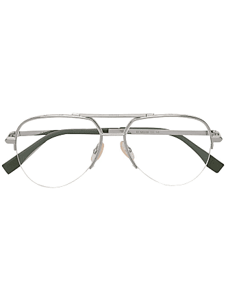 Fendi aviator glasses - Silver