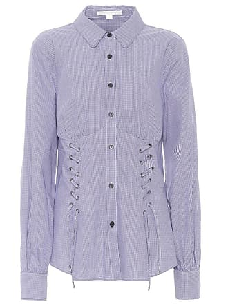 Jonathan Simkhai Gingham cotton shirt