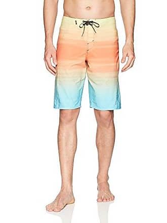 2b80f265c7 O'Neill Mens 21 Inch Outseam Superfreak Stretch Swim Boardshort,  Yellow/Mysto,