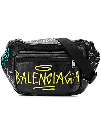 Balenciaga Explorer belt pack - Black