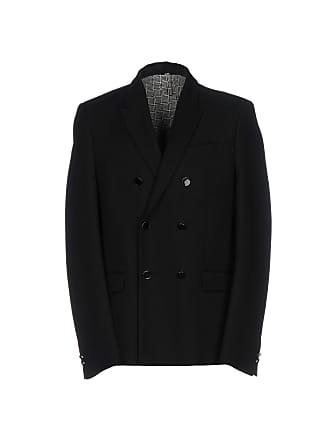 Svart Dubbelknäppta Kostymer  Köp upp till −70%  748aedd2dac47