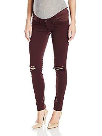 DL1961 Womens Plus Size Maternity Emma Power Legging Jeans in Reed, 28