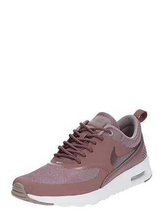 991bbf1f7fc998 Nike Sneaker Low Air Max Thea mokka   mauve   weiß