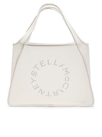 Stella McCartney Transparent Tote in White