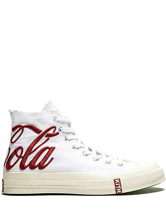 abe9e9d82c9f Converse Coca Cola Chuck 70 hi-top sneakers - White