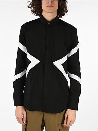 Neil Barrett Spread Collar ICONIC MODERNIST Shirt size 39