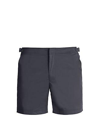 351abdbcef Orlebar Brown Bulldog Sport Swim Shorts - Mens - Grey