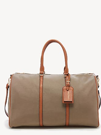 Sole Society Womens Lacie Weekender Vegan Leather In Color: Olive Canvas Bag From Sole Society