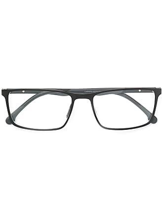 Carrera Armação de óculos retangular - Preto